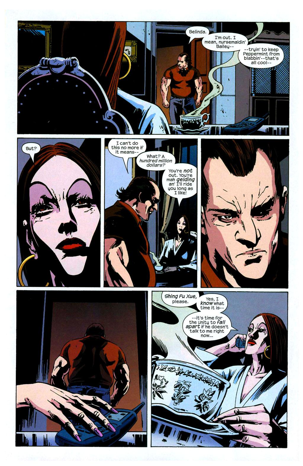 Hawkeye (2003) Issue #4 #4 - English 16