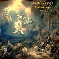 THE CHRISTMAS STORY - Gospel of Luke 2:1-20