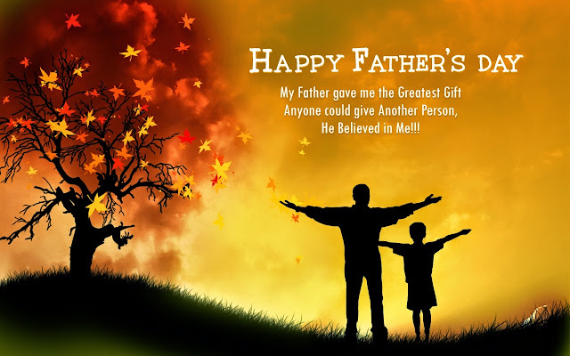 Happy Father's Day 2016 HD Wallpaper 16