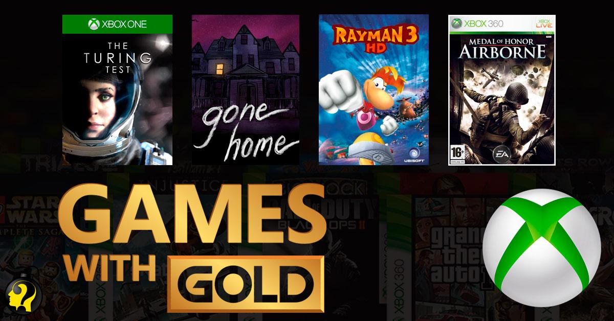JOGOS GRÁTIS DO XBOX GAMES WITH GOLD DE OUTUBRO 2017