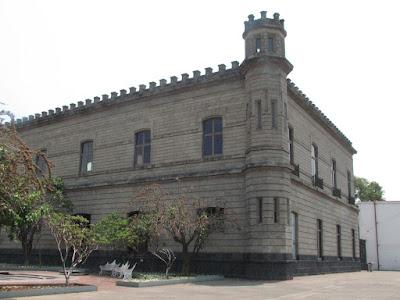 Edificio del Archivo General de la Nación.