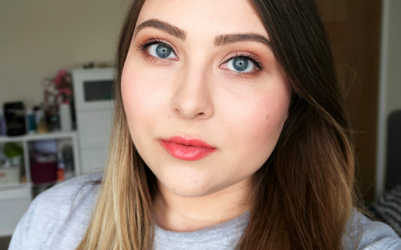 Smashbox X-Rated Mascara Look