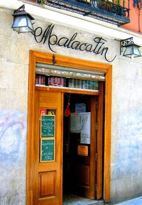 restaurante Malatín