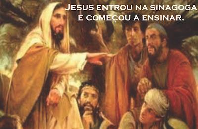 Resultado de imagem para a fama de jesus se espalhava em todos os lugares