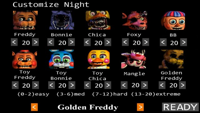 Download Five Nights at Freddy's FNaF 2 PC Gameplay