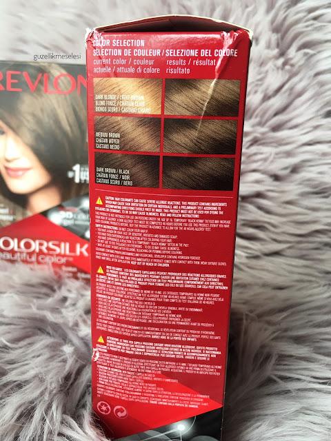 Revlon Colorsilk Beatiful Color 41 Medium Brown