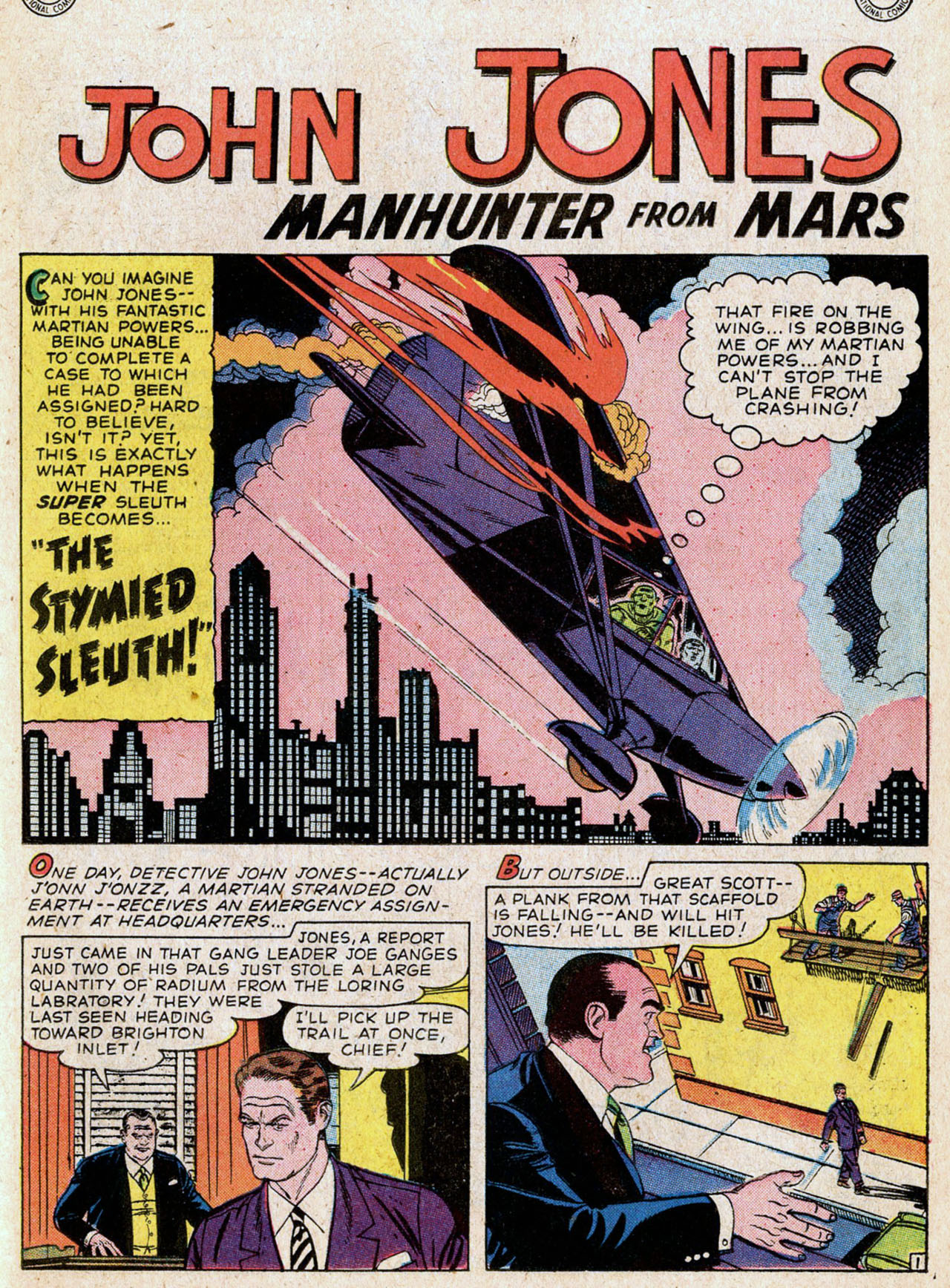 Read online Detective Comics (1937) comic -  Issue #250 - 25