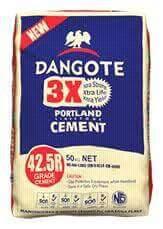 Nigeria Cement price rises to N2,300