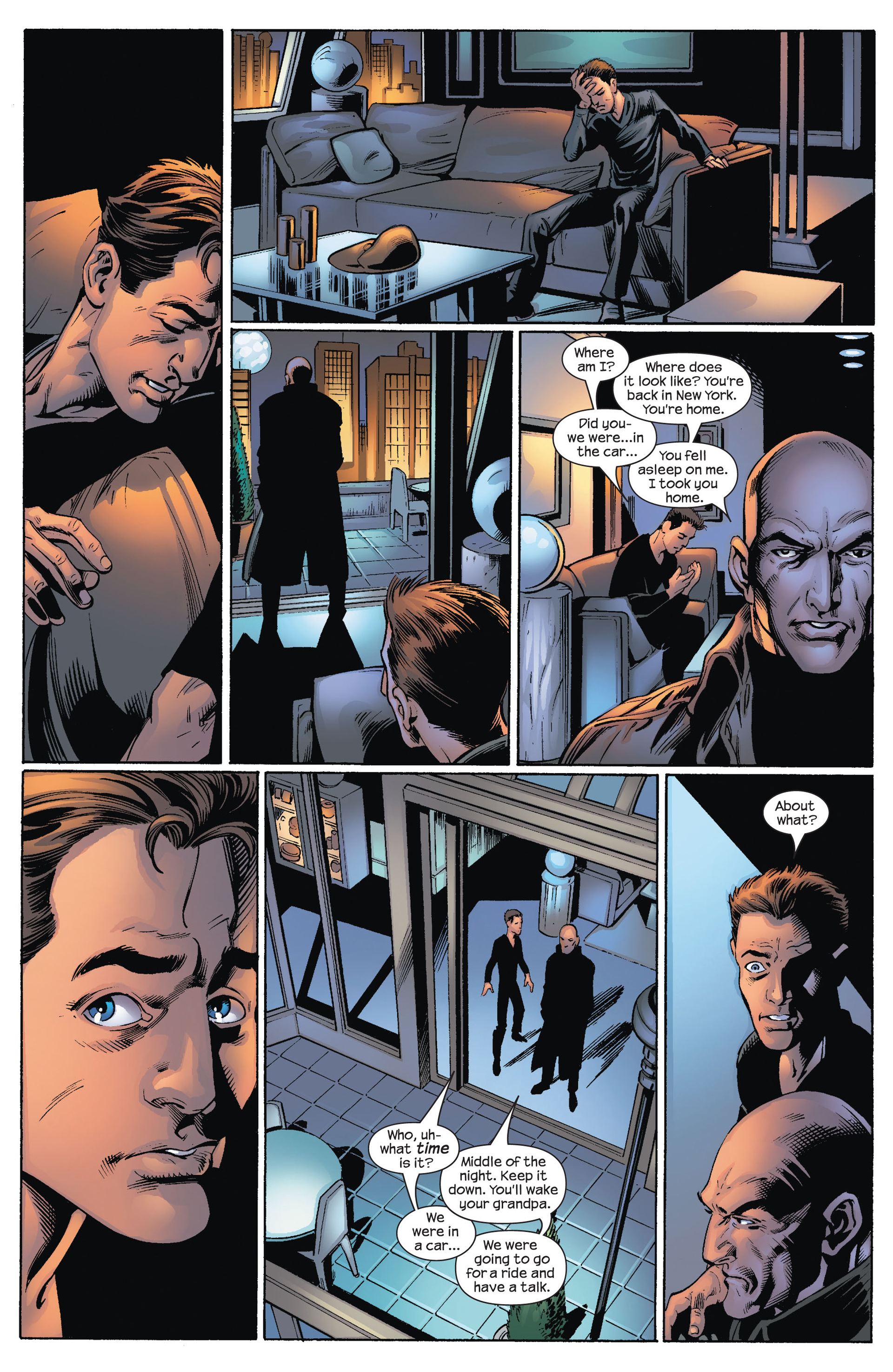 Read online Ultimate Spider-Man (2000) comic -  Issue #75 - 6