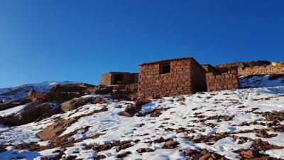 villaggio berbero