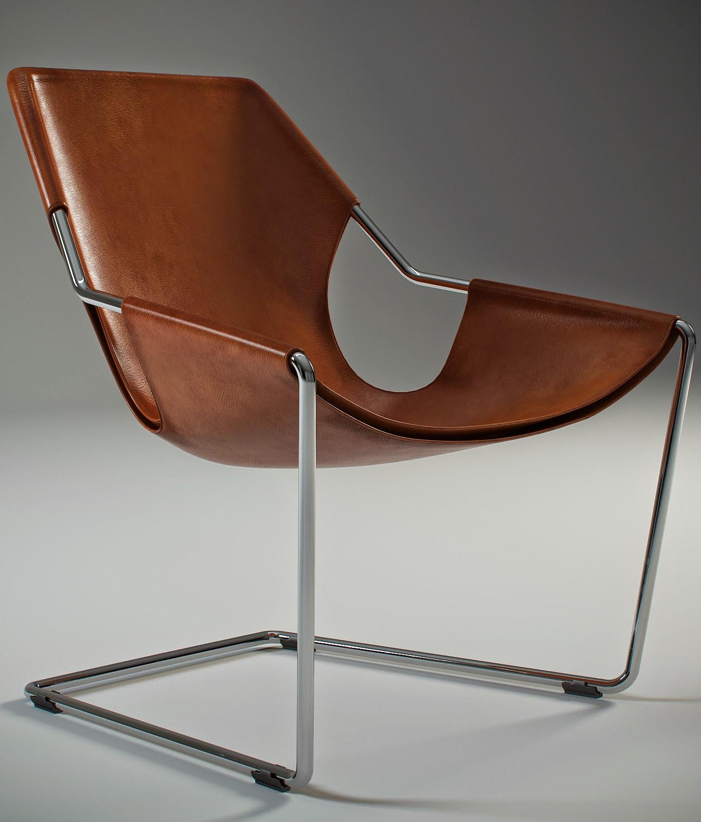 Paulistano Lounge Chair By Paulo Mendes Da Rocha Cararaviz