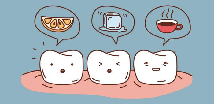 cómo curar la sensibilidad dental