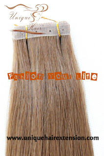 super tape weft extensions