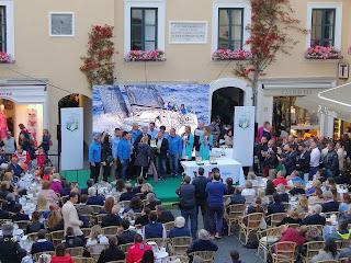 Si chiude la Rolex Capri Sailing Week