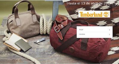 oferta de la marca Timberland para hombre y mujer