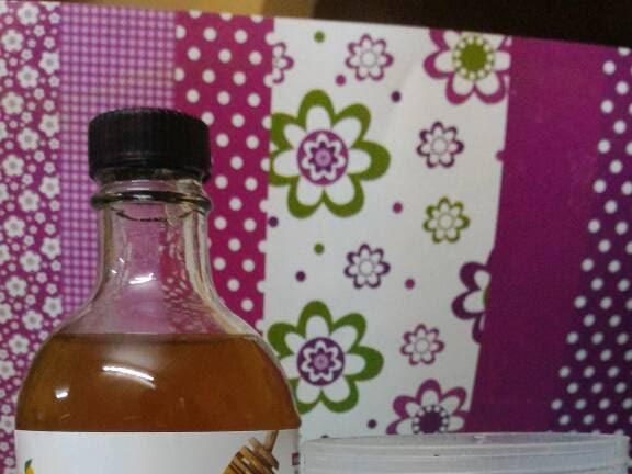 Promosi Cuka Epal Surya ACV di Pameran Health Week.