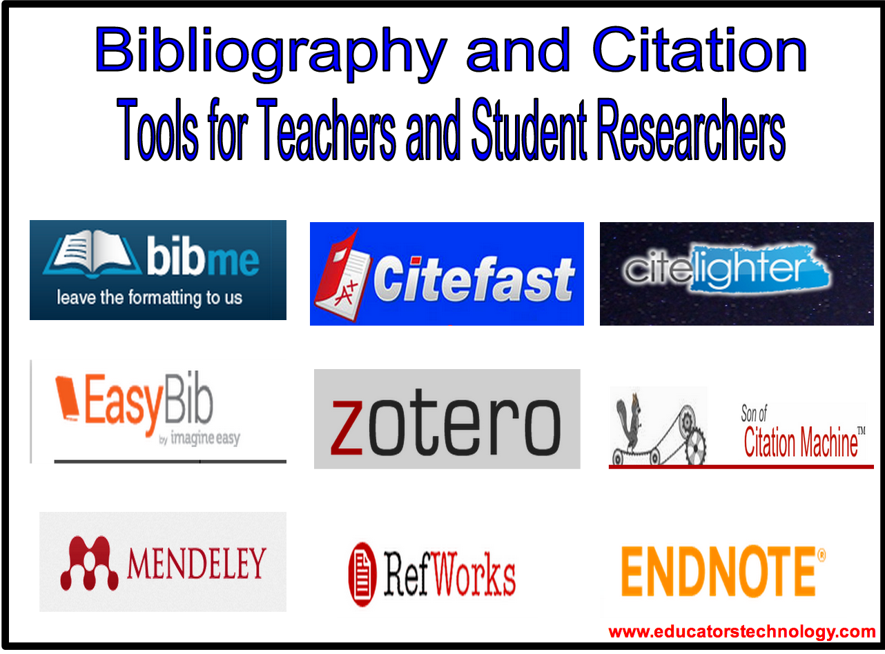 10 Of The Best Bibliography And Citation Tools For