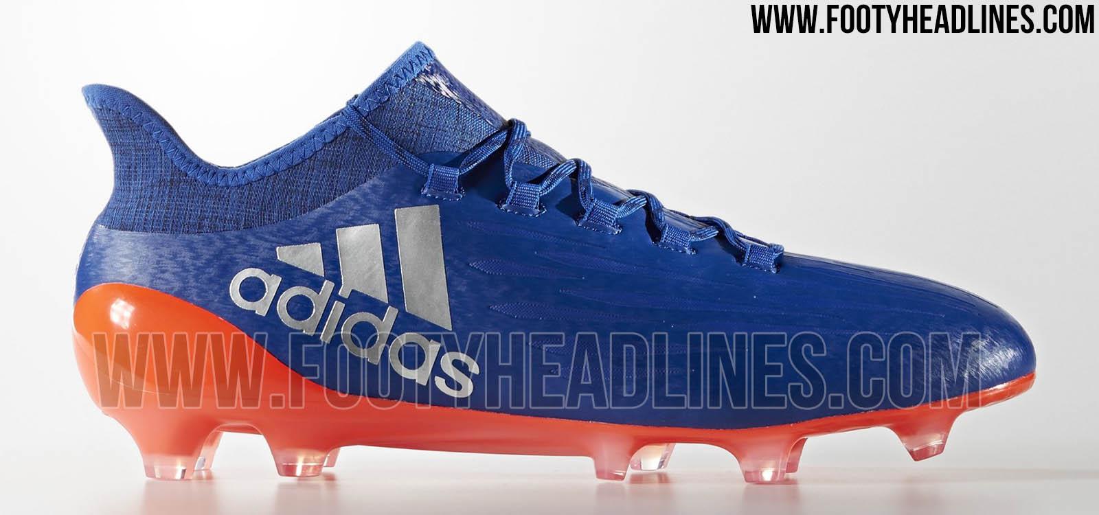 grandes ofertas Tienda sitio oficial Adidas X 17 Blue botasdefutbolbaratasoutlet.es