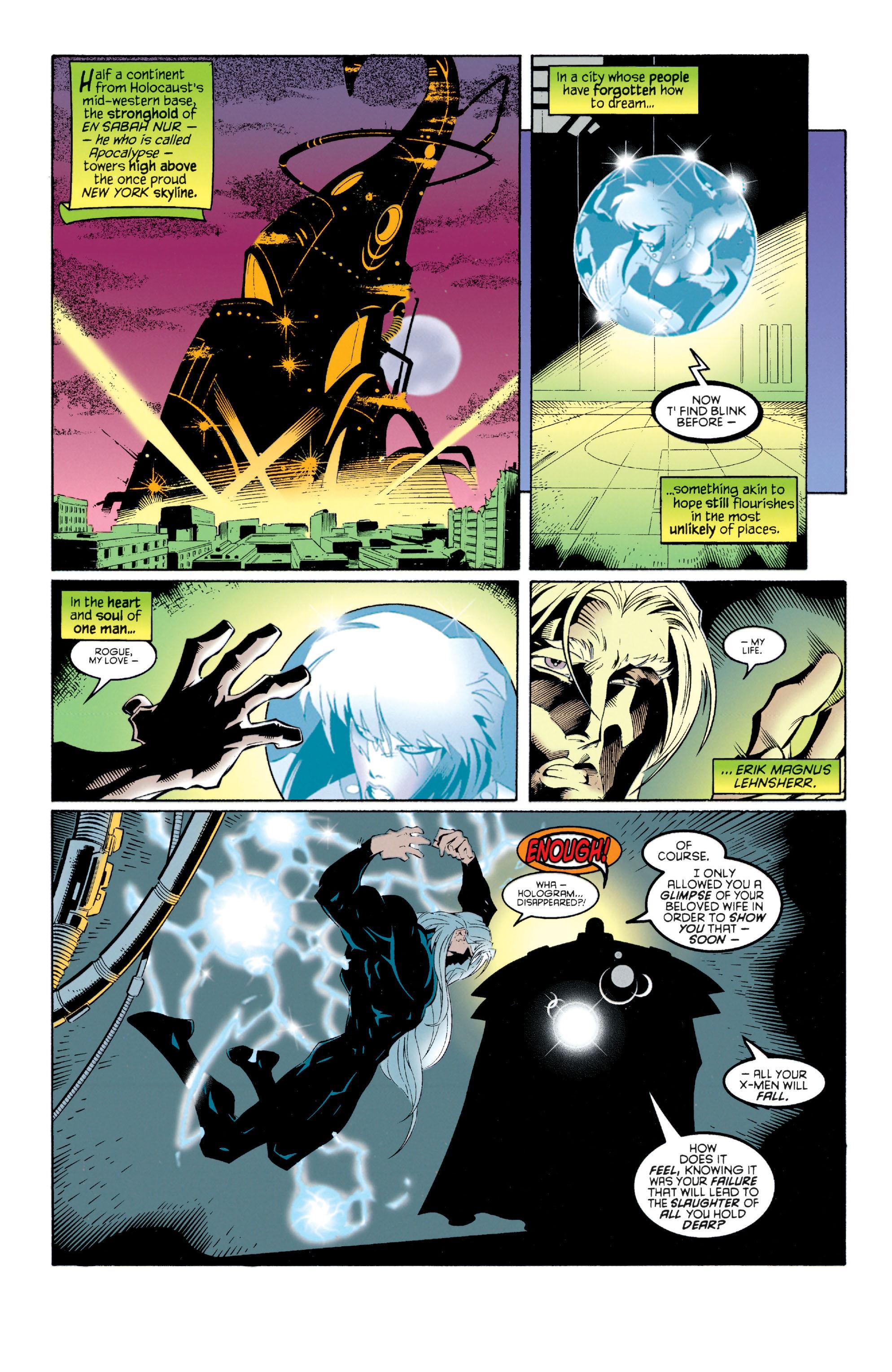 Read online Astonishing X-Men (1995) comic -  Issue #4 - 8