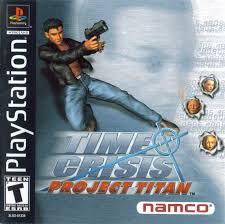 Free Download Time Crisis Project Titan Games PSX ISO PC Games Untuk Komputer Full Version ZGASPC