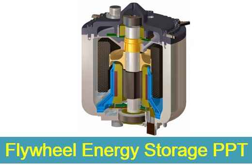 flywheel energy storage ppt