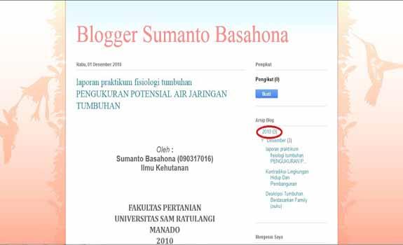 Belajar Ngeblog Secara Otodidak (Belajar Sendiri) Sampai Saat Ini