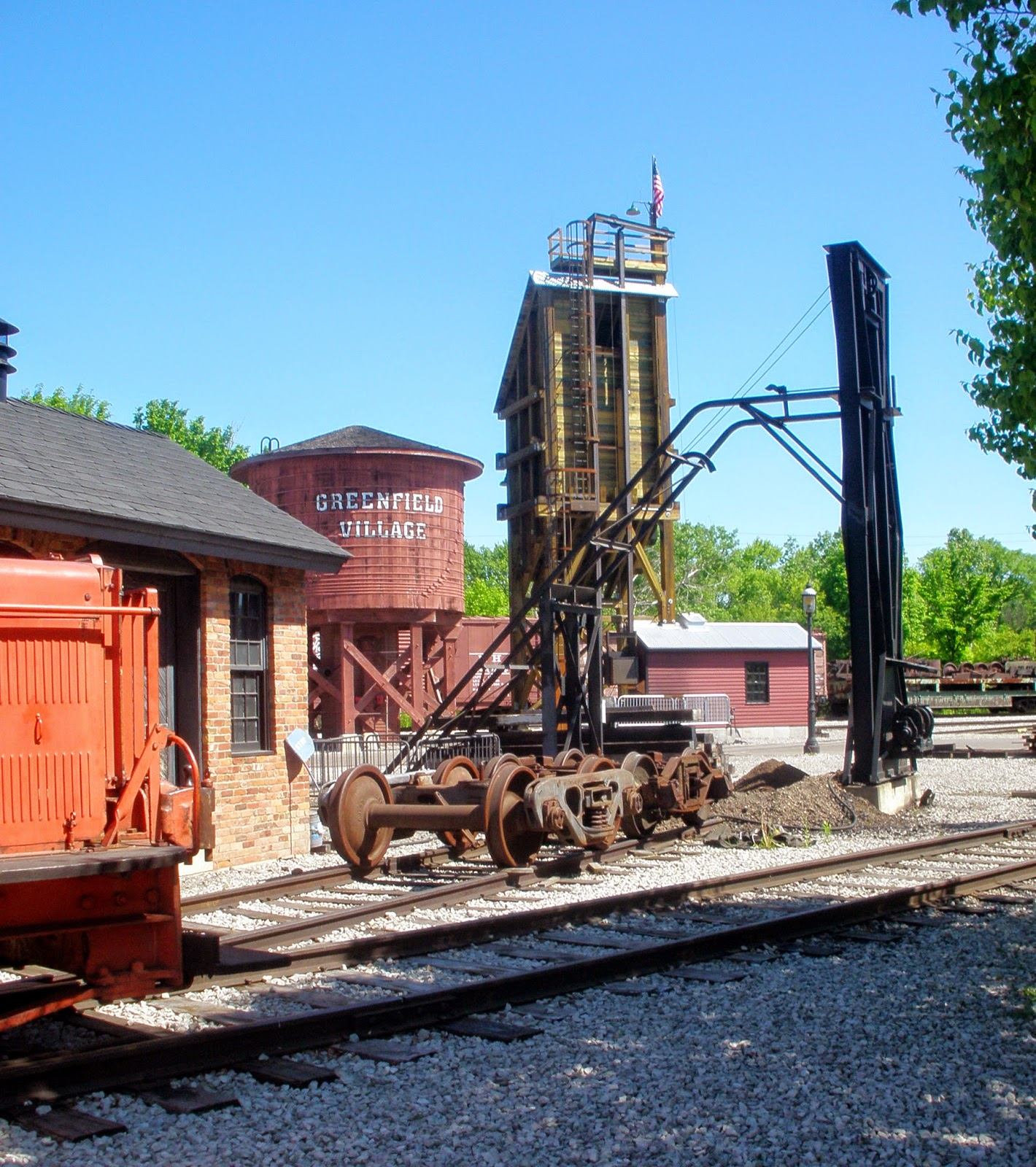 Outdoor Fun: Greenfield Village (The Henry Ford Museum ...