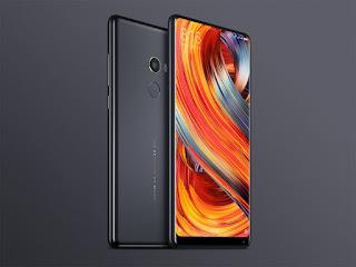 Xiaomi เปิดตัวสมาร์ทโฟน Mi MIX 2 ดีไซน์สวย หน้าจอ Full-Screen ในราคา 17,990฿