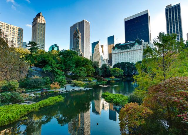 Hotéis bons perto do Central Park em Nova York