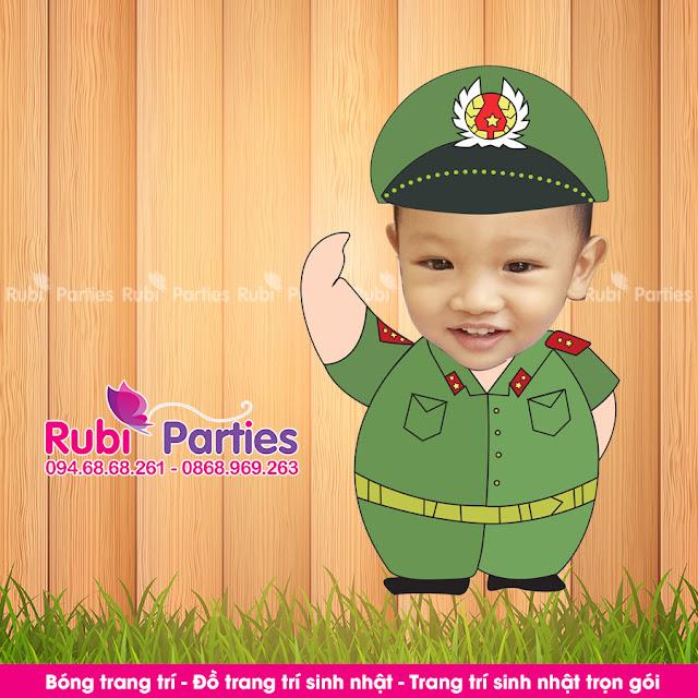 Thiet ke chibi sinh nhat cho be tai Ho Tung Mau