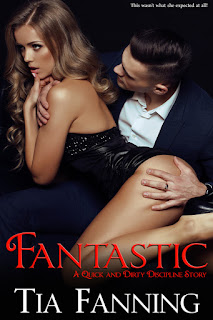 A Domestic Discipline Erotic Love Story by Tia Fanning