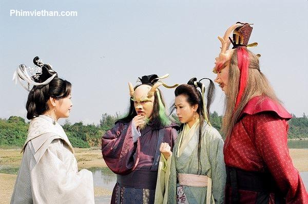 truyền thuyết người và rồng Trung Quốc