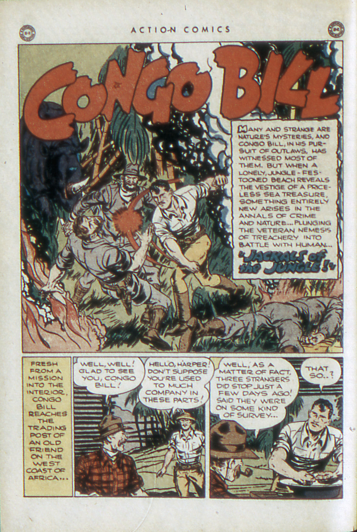 Read online Action Comics (1938) comic -  Issue #84 - 23