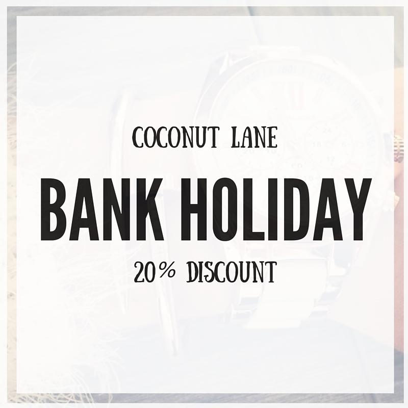 Coconut Lane 20% Discount
