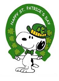 Snoopy St Patricks Day Images 2018