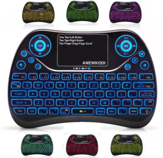 2 in 1 anewkodi wireless keyboard touchpad networking drivers review specs. Black Bedroom Furniture Sets. Home Design Ideas