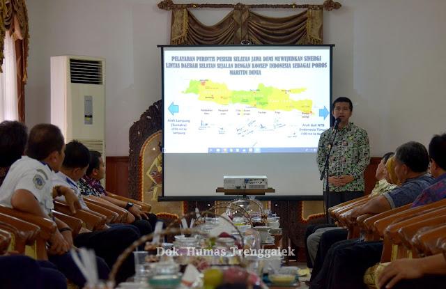Pelayaran Perintis Selatan Jawa Awal Kebangkitan Sektor Maritim dan Perdagangan di Selatan Nusantara