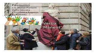 Pasquino e le statue parlanti di Roma - Visita giocata per bambini e ragazzi