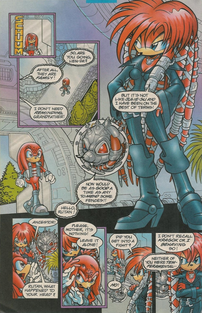 Read online Sonic The Hedgehog comic -  Issue #131 - 25