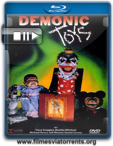 Brinquedos Diabólicos Torrent - BluRay Rip 1080p Dublado (1992)