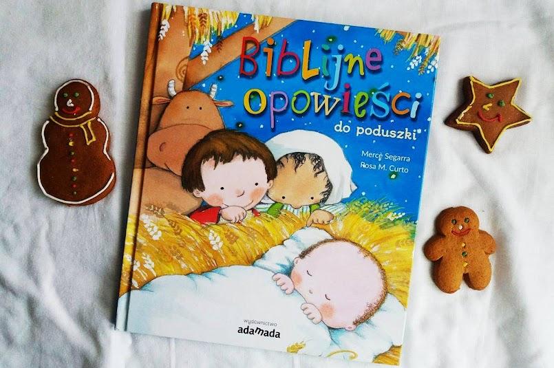 Biblijne opowieści do poduszki - Mercè Segarra