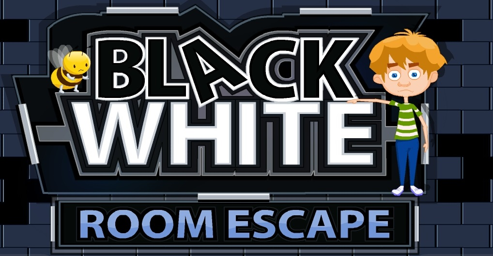 Solved Black White Room Escape Walkthrough