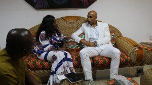 Boris Kodjoe Unveiled Film Ambassador For Ghana