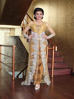 model baju dan rok batik panjang