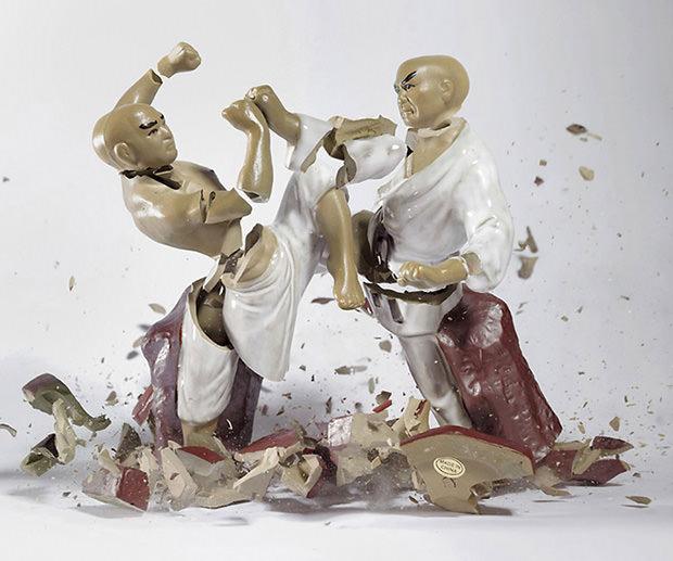Фарфоровые статуэтки 11