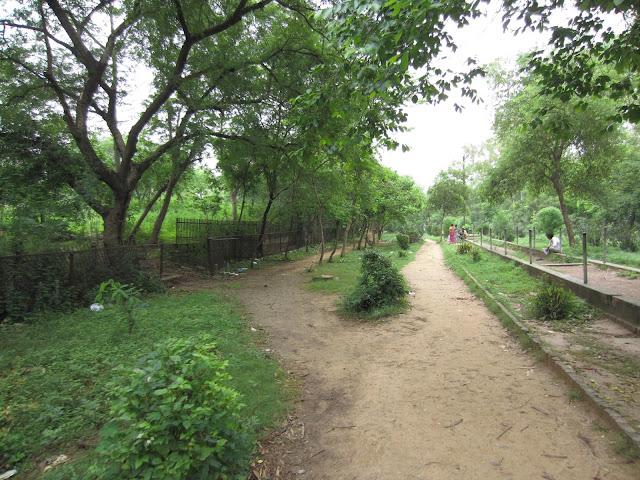 short route tajmahal