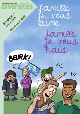 Cahier BD des diversités