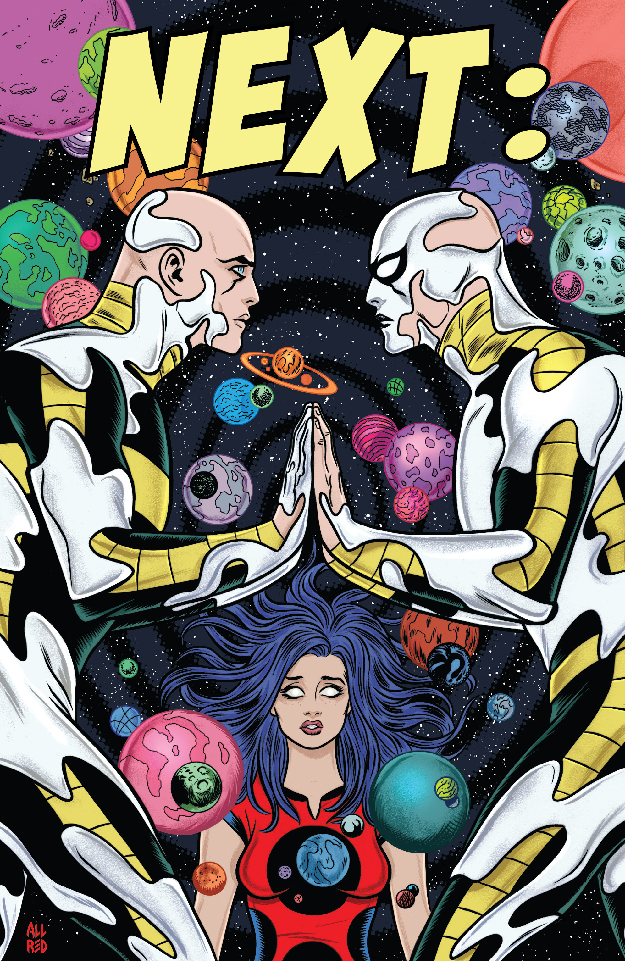 Read online Silver Surfer (2014) comic -  Issue #14 - 20
