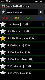 Rap radio Hip Hop radio v7.5.2 Latest APK