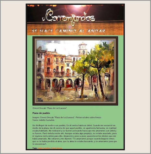 LA LLACUNA-WEB-VIATGES-PAISATGES-CATALUNYA-ANOIA-PINTURES-REPRESENTATIVES-PINTOR-QUADRES-ERNEST DESCALS-